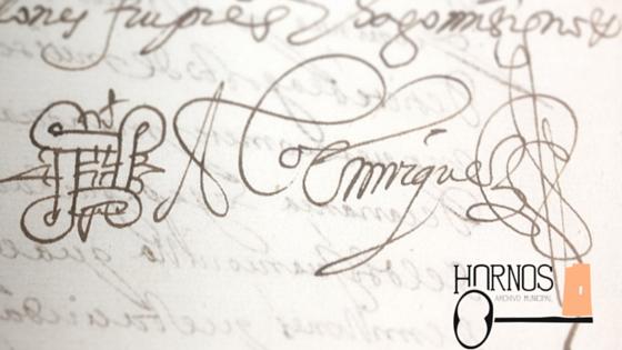 autógrafo correspondencia de Archivo